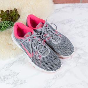 Nike Flex TR 7 Gray Pink